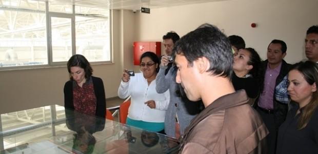 Ekvador Çevre Bakanlığı Uzmanlarına Eğitim   - 4