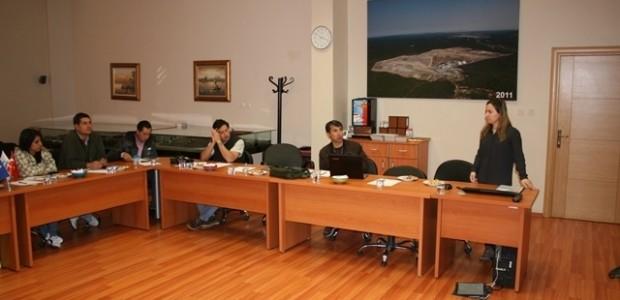 Ekvador Çevre Bakanlığı Uzmanlarına Eğitim   - 3