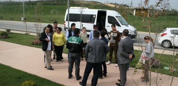 Ekvador Çevre Bakanlığı Uzmanlarına Eğitim   - 1