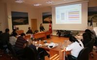 Ekvador Çevre Bakanlığı Uzmanlarına Eğitim