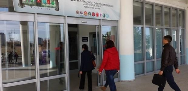 Kırgızistan'da Türk Dünyası Vatandaşlığı Çalıştayı'na Destek   - 4