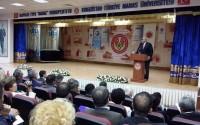 Kırgızistan'da Türk Dünyası Vatandaşlığı Çalıştayı'na Destek