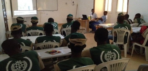 TİKA'nın Desteğiyle Somali Tarım Okulu Ziraat Fakültesine Dönüştürüldü  - 1