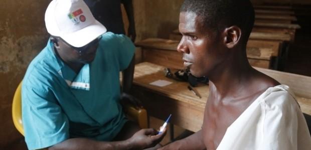TİKA'dan Ebola Tehlikesi Altındaki Kolda Bölgesinde Sağlık Taraması  - 4