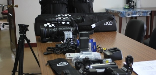 Sao Tome ve Principe Demokratik Cumhuriyeti'nin Medya Alt Yapısı Güçlendirildi  - 6