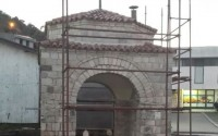 Karadağ'da Tarihi Pulti Türbesi'nin Bakım ve Koruma Çalışmalarına Başlandı