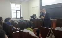 Kazakistan Kamu Yönetimi Akademisi Savcılık Enstitüsü Öğrencilerine Eğitim