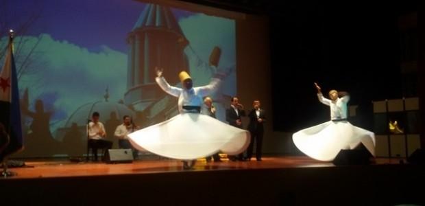 Cibuti' De Türk Kültür ve Sanat Haftası Etkinliklerine Destek  - 1