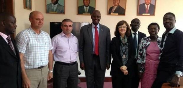 Uganda ile Tarım ve Hayvancılık Alanında İşbirliği  - 1