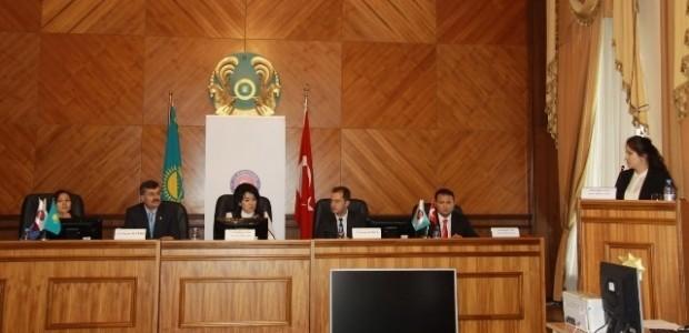 TİKA'dan Kazakistan Başsavcılık Enstitüsü'ne Servis Aracı Desteği   - 4
