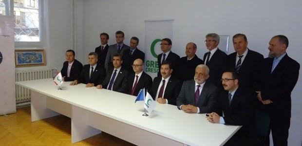 TİKA'nın Destekleriyle Bosna Hersek Yeşilay'ı Hizmete Açıldı  - 2