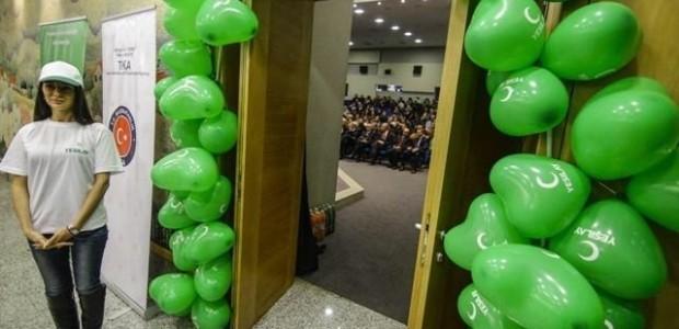 TİKA'nın Destekleriyle Bosna Hersek Yeşilay'ı Hizmete Açıldı  - 1