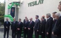 TİKA'nın Destekleriyle Bosna Hersek Yeşilay'ı Hizmete Açıldı