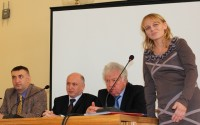 Kiev Milli Taras Şevçenko Üniversitesi ile İşbirliği Artarak Devam Edecek
