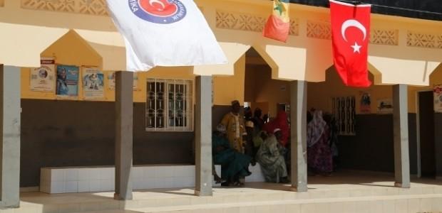 Senegal Mbolo Birane Sağlık Ocağı Hizmete Açıldı  - 4
