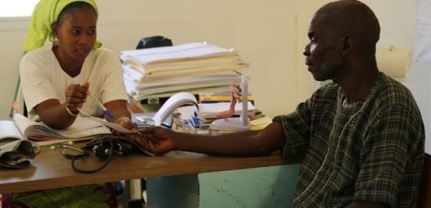 Senegal Mbolo Birane Sağlık Ocağı Hizmete Açıldı  - 3
