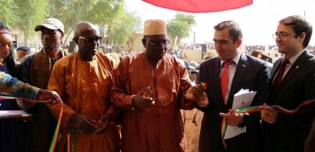 Senegal Mbolo Birane Sağlık Ocağı Hizmete Açıldı  - 2