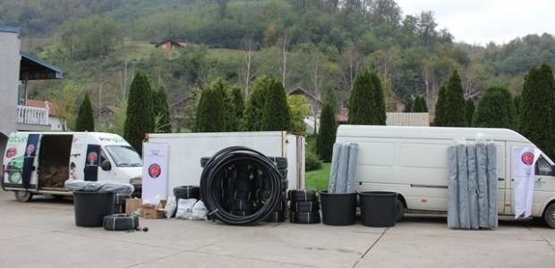 TİKA Desteğiyle Bosna Üretmeye Devam Ediyor  - 3