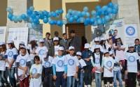 Arnavutluk'ta Diyabetik Çocuklar ve Gençler Derneği'ne Destek