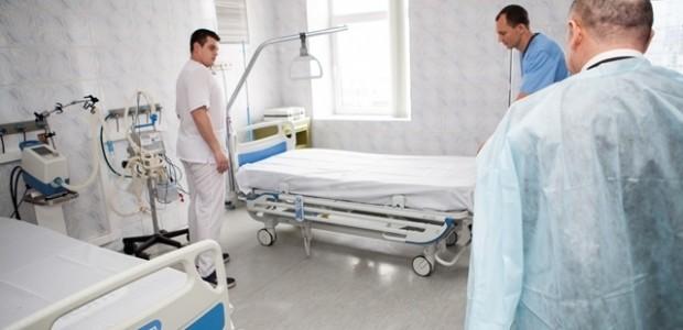 TİKA'dan Kiev Oleksandrivska Klinik Hastanesi'ne Ekipman Desteği  - 5
