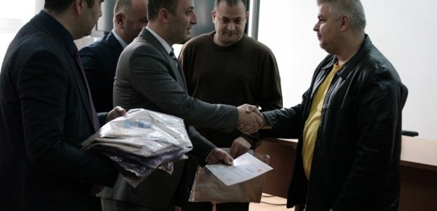 Makedonya Polis Teşkilatı'na Verilen 2014 Yılı Eğitimler Tamamlandı  - 1