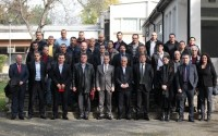 Makedonya Polis Teşkilatı'na Verilen 2014 Yılı Eğitimler Tamamlandı