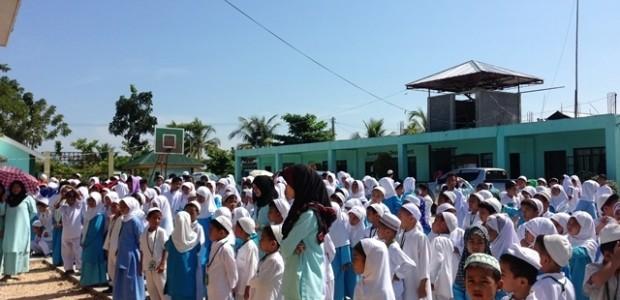 Filipinler'e Eğitim Alanında Destek Devam Ediyor  - 6