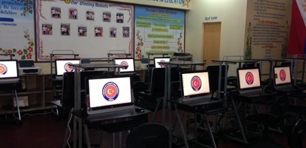 Filipinler'e Eğitim Alanında Destek Devam Ediyor  - 4