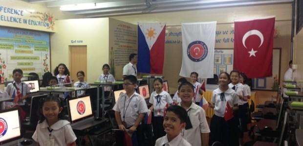 Filipinler'e Eğitim Alanında Destek Devam Ediyor  - 3
