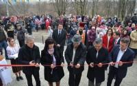 Moldova Cotijenii Mici Kültür Evi TİKA'nın Desteğiyle Yenilendi