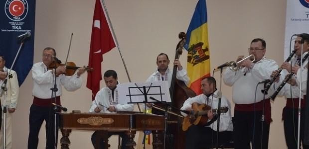 Moldova Cotijenii Mici Kültür Evi TİKA'nın Desteğiyle Yenilendi  - 2