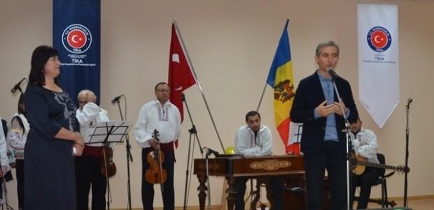 Moldova Cotijenii Mici Kültür Evi TİKA'nın Desteğiyle Yenilendi  - 1