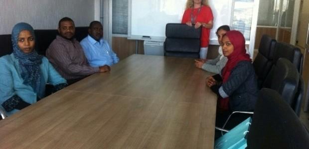 Sudan Ulusal İlaç ve Zehir Kurulu Personeline Eğitim  - 2
