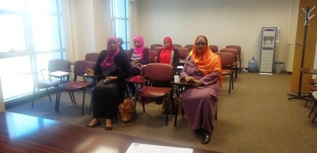 Sudan Ulusal İlaç ve Zehir Kurulu Personeline Eğitim  - 1