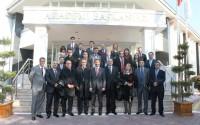Tunuslu Yargıçlara Mesleki Eğitim Programı Düzenlendi