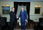TİKA President Dr. Serdar Çam Visited Mr. Recep Tayyip Erdoğan, Prime Minister Of The Republic Of Turkey
