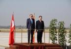 Mr. Recep Tayyip Erdoğan, Prime Minister Of Turkey Visited Macedonia