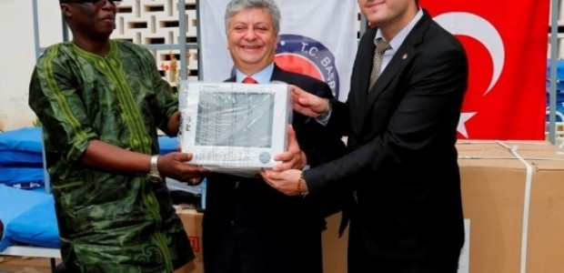 TİKA'dan Gambiya'ya Ebola Salgını ile Mücadele Desteği  - 3