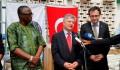 TİKA'dan Gambiya'ya Ebola Salgını ile Mücadele Desteği  - 2