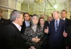 Cumhurbaşkanı Sayın Recep Tayyip Erdoğan'ın Cezayir Çalışma Ziyareti (20 Kasım 2014)