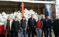Karadağ'da Bistritsalı Çiftçilere Meyve Fidanı Dağıtımı Gerçekleştirildi