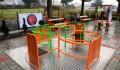 Karadağ'ın Plav Şehrinde Engelliler Oyun Parkı Hizmete Açıldı   - 3