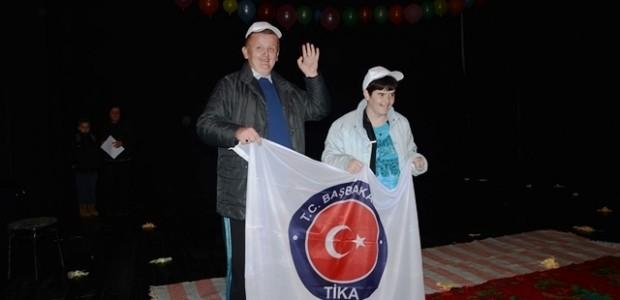 Karadağ'ın Plav Şehrinde Engelliler Oyun Parkı Hizmete Açıldı   - 2