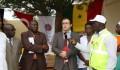 Senegal'e Ebola Salgını ile Mücadelede Tıbbi Malzeme Desteği  - 5