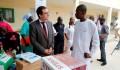 Senegal'e Ebola Salgını ile Mücadelede Tıbbi Malzeme Desteği  - 2
