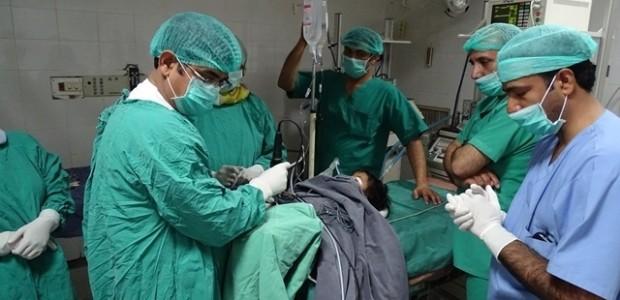 Pakistan'da Rehabilitasyon Tıbbı Merkezi'ne Sistoskop Cihazı Desteği   - 2
