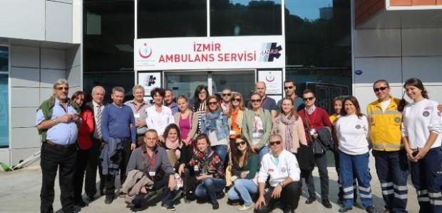 Arnavutluk Hekimlerine Acil Servis Eğitimi   - 4