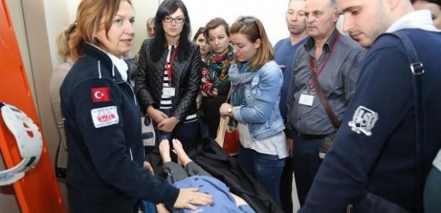 Arnavutluk Hekimlerine Acil Servis Eğitimi   - 2