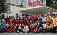 Arnavutluk Hekimlerine Acil Servis Eğitimi