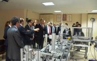 Pakistanlı ve Filistinli Teknik Öğretmenlere Endüstriyel Otomasyon Eğitimi